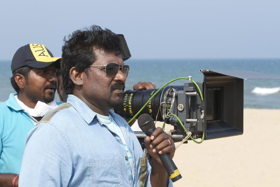 Stun Siva Working Stills